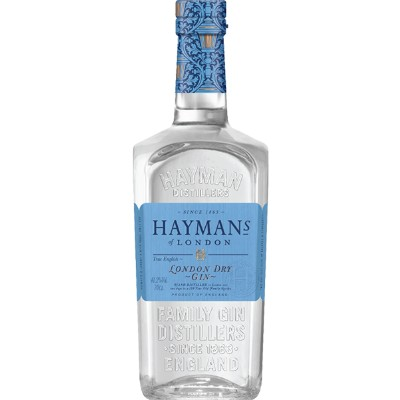 GIN HAYMAN S LONDON DRY
