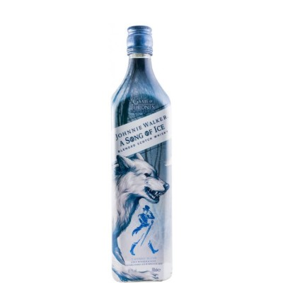 JOHNNIE WALKER GAME OF TRONES SONG OF ICE