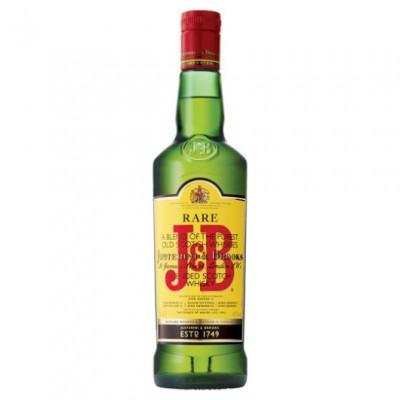 J&B JUSTERINI & BROOKS 70cl