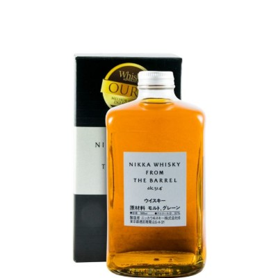 NIKKA FROM THE BARREL 0.50