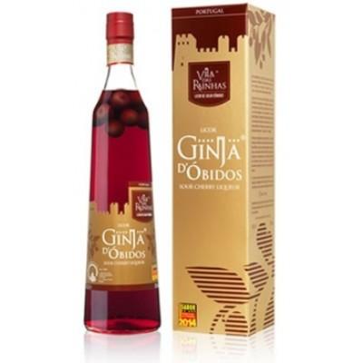 GINJA D'OBIDOS VILA DAS RAINHAS C/FRUTO 70cl