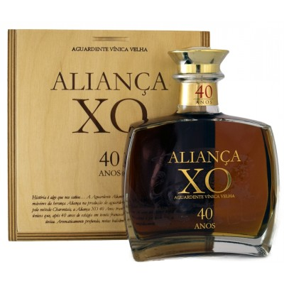 ALIANCA XO 40 ANOS