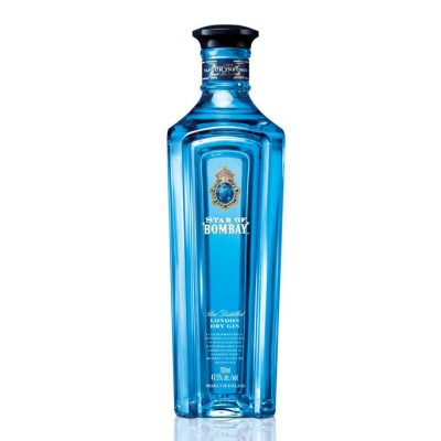 GIN STAR OF BOMBAY 70CL
