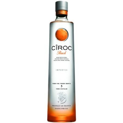 VODKA CIROC PEACH 70CL