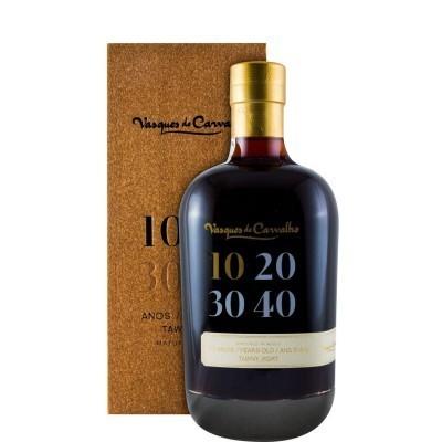 VASQUES DE CARVALHO TAWNY 10 ANOS
