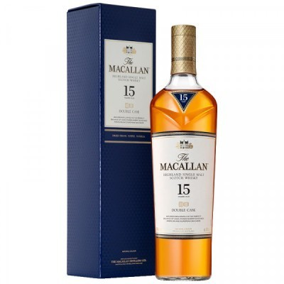 MACALLAN 15 ANOS DOUBLE CASK 70CL