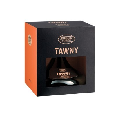 BORGES TAWNY DECANTER