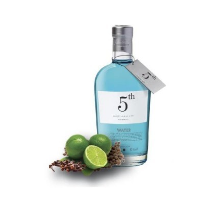 GIN 5th WATER FLORAL 70CL