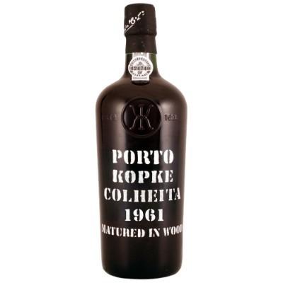 KOPKE COLHEITA 1961