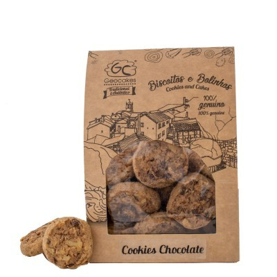 Cookies de Nozes e Chocolate (200g)