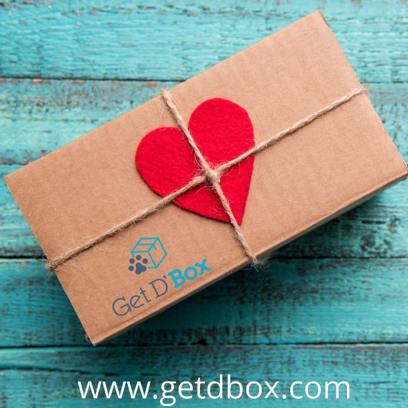 Caixa de oferta Get D´Box