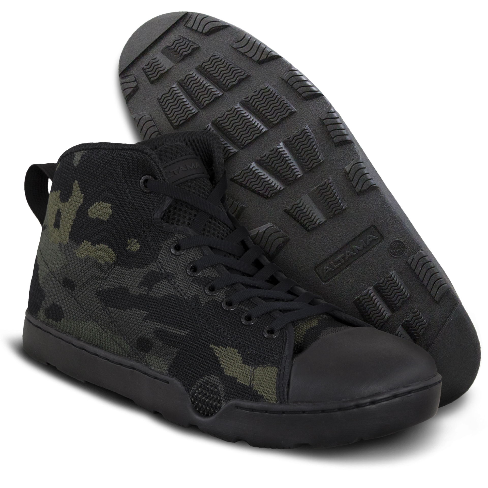 Urban Mid - Black Multicam®