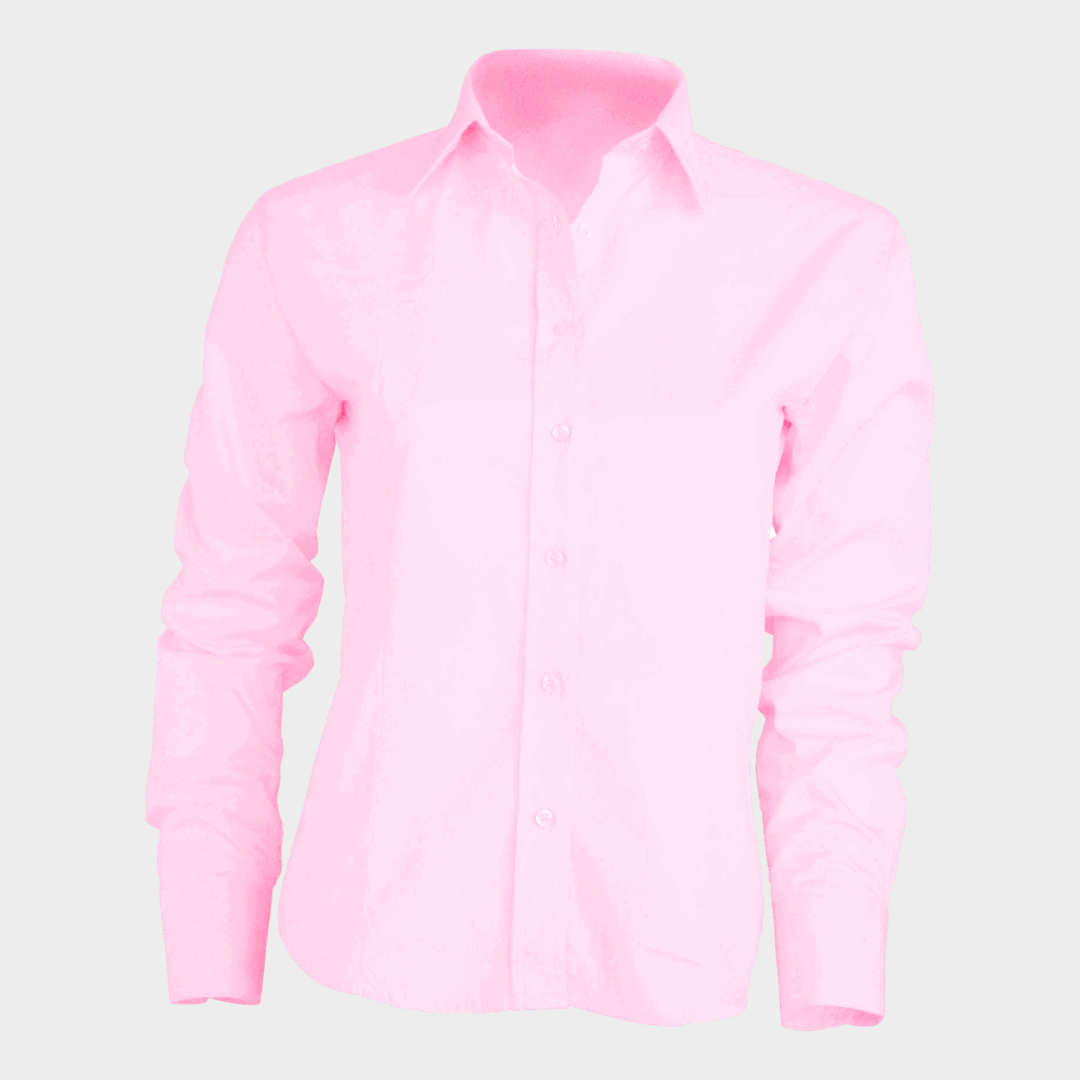 Camisa OXFORD Senhora M/Comprida