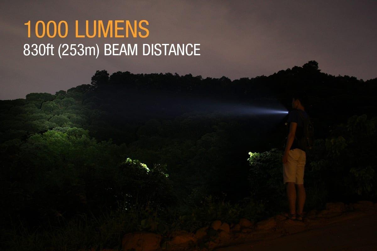 Lanterna Fénix UC30