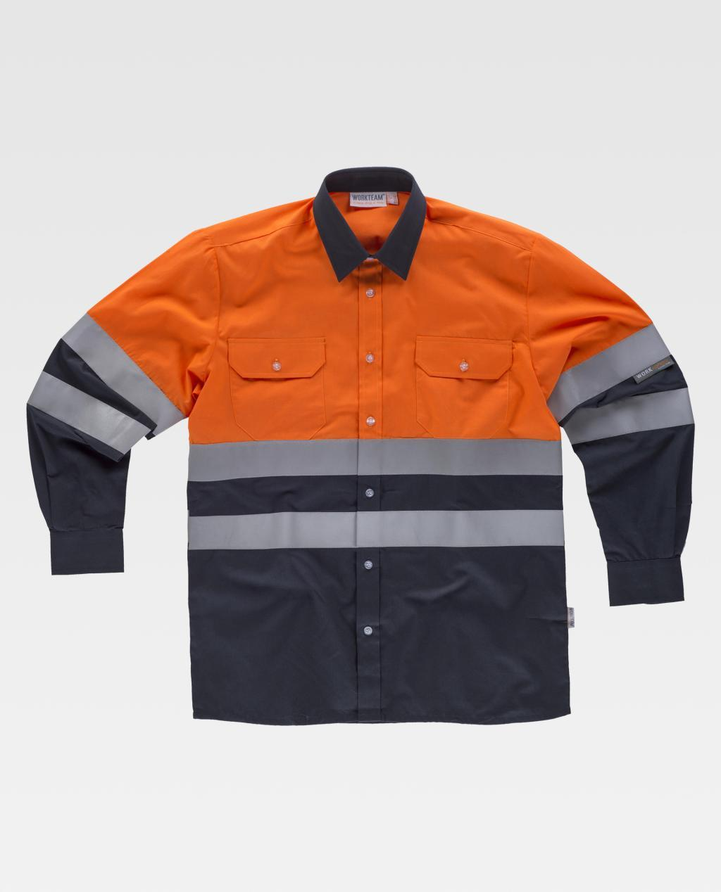 Camisa W/T Alta Visibilidade