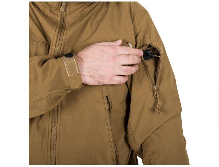 Blusão Hel. Cougar® Soft Shell