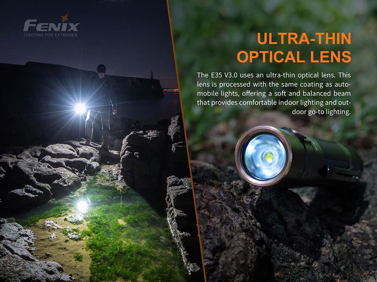 Lanterna Fénix E35 V3.0
