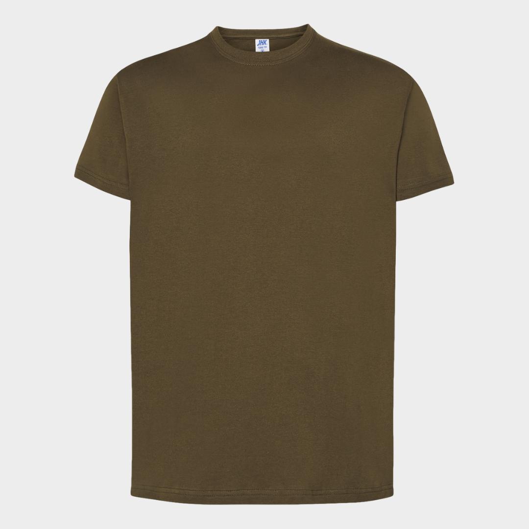 T-Shirt JHK M/Curta