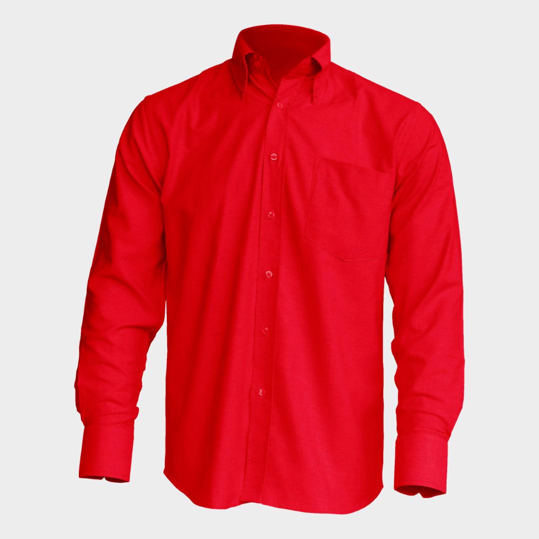 Camisa POPLIN Homem M/Comprida