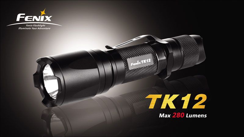 Lanterna Fénix TK12