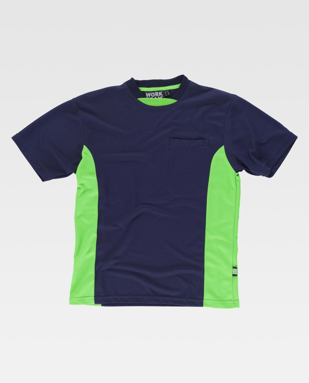 T-Shirt W/T 100%Poliester