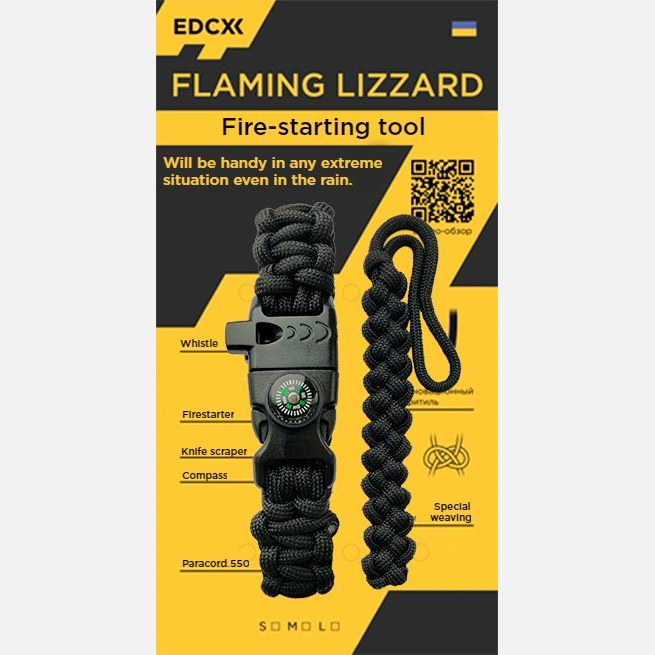 Fire-starting tool