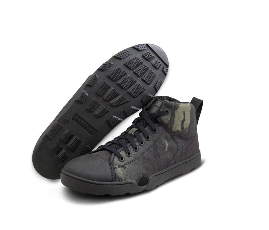 Altama Maritime Assault Mid - MultiCam Black
