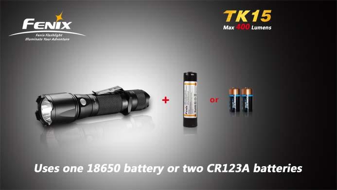 Lanterna Fénix TK15