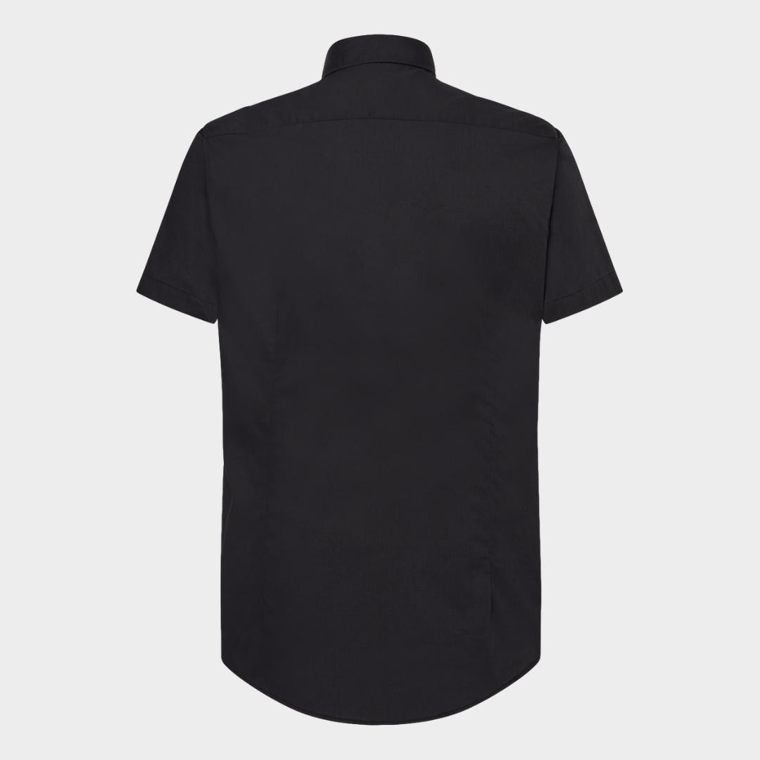 Camisa POPLIN Homem M/Curta