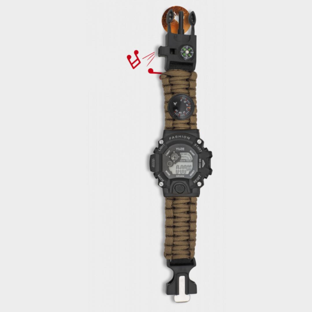 Relógio Táctico Digital
