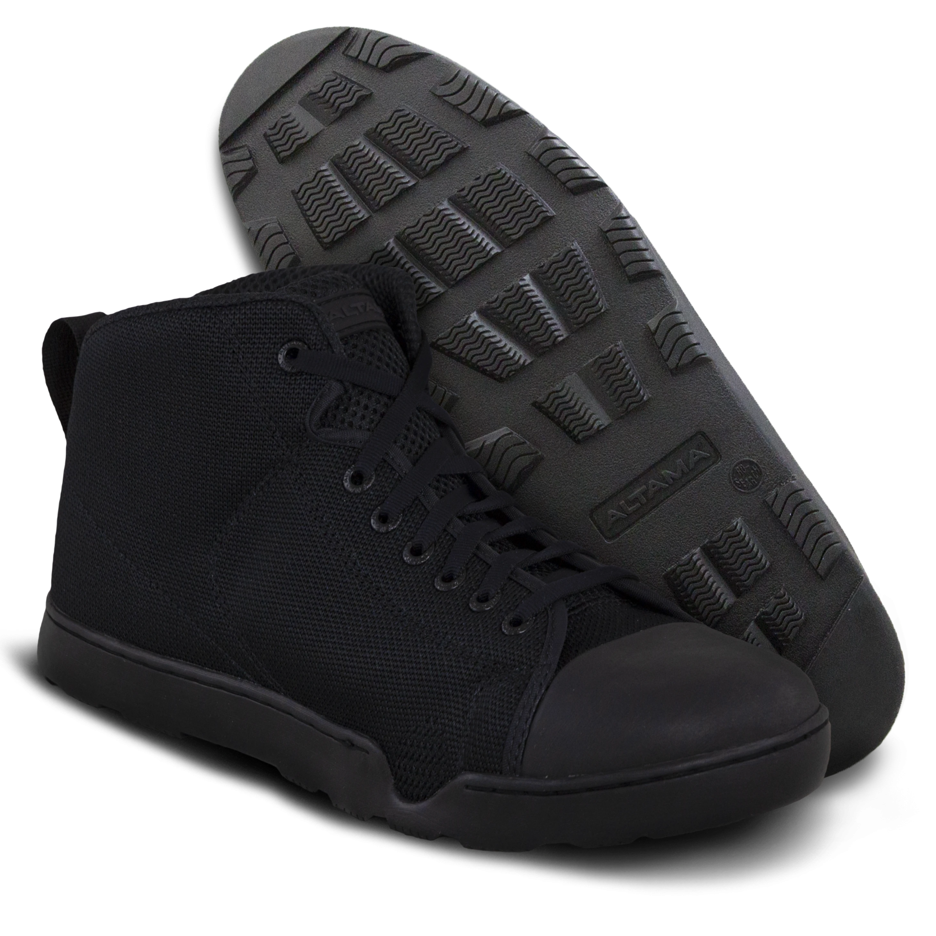 Urban Assault Mid - Black