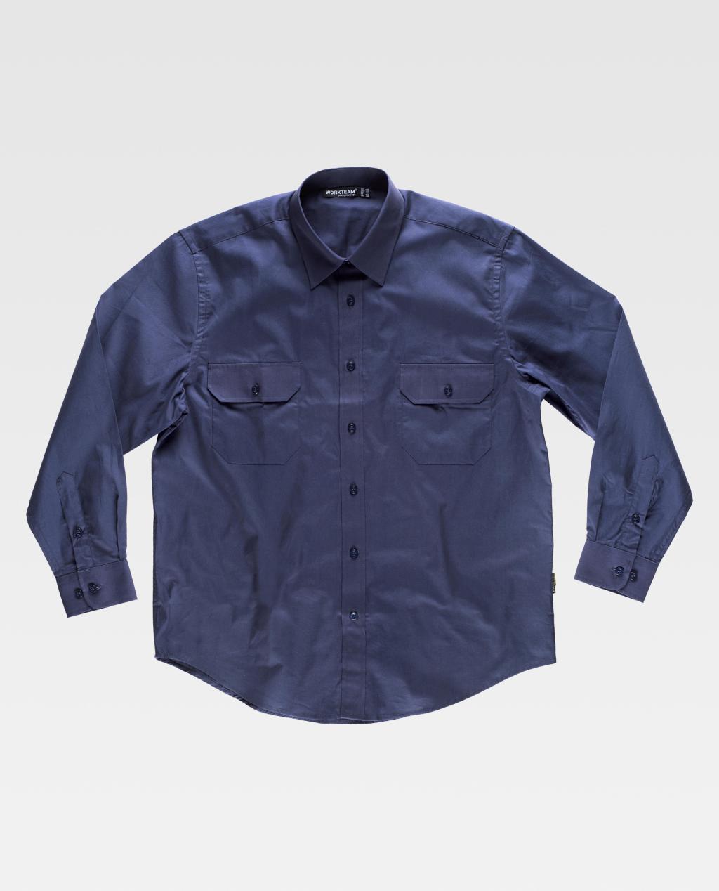 Camisa W/T B8200 100% Algodão