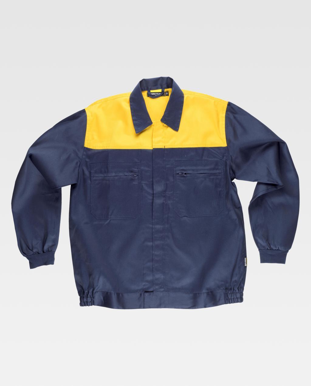 Blusão W/T C1101 Bicolor