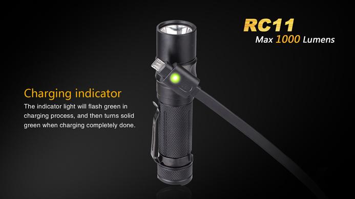 Lanterna Fénix RC11