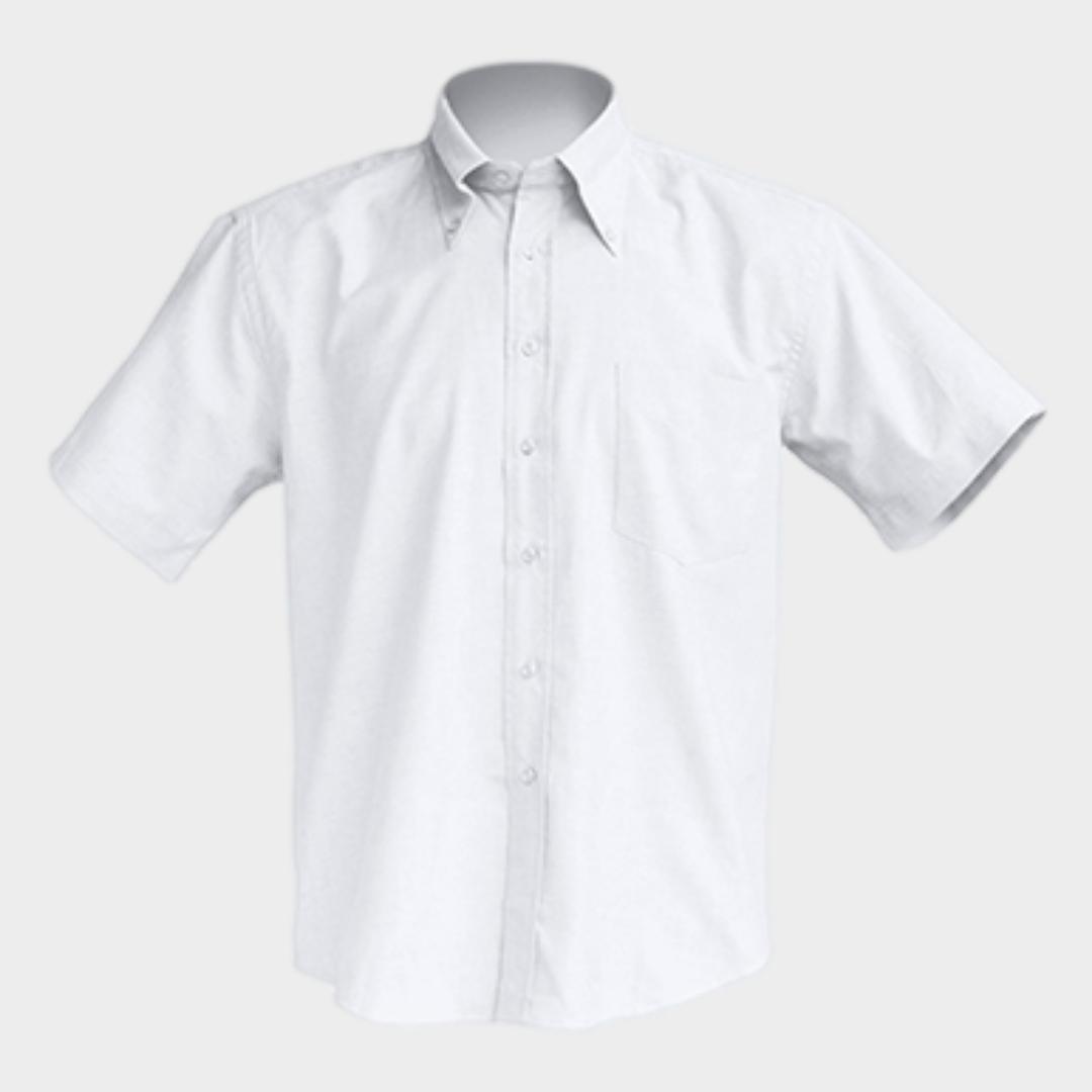 Camisa OXFORD Homem M/Curta