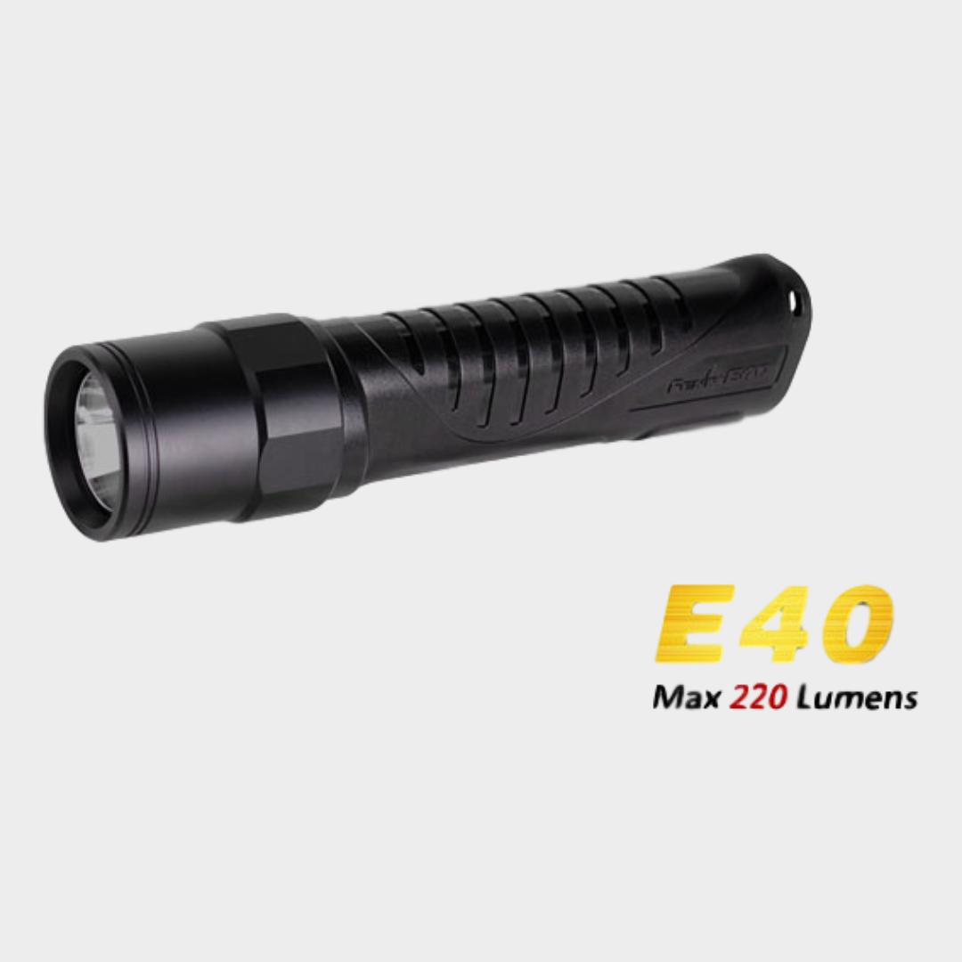 Lanterna Fénix E40