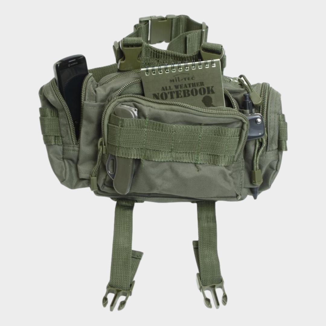 Bolsa Cintura Modular Milt.