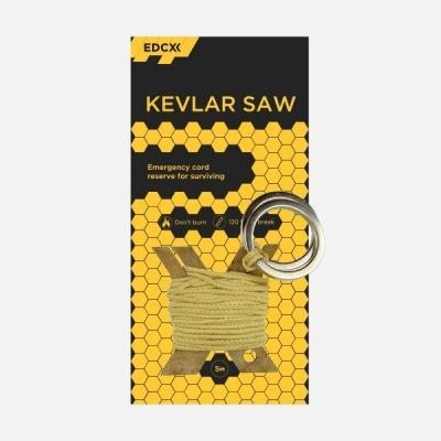 Kevlar Saw