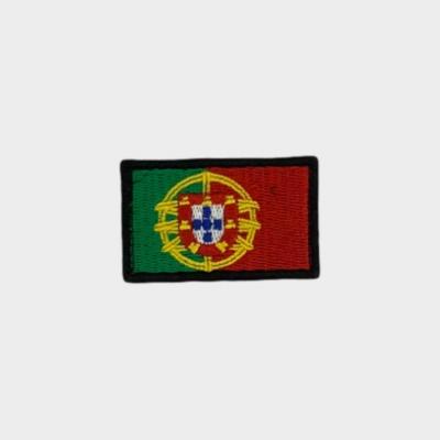 Bandeira Pequena Bordada