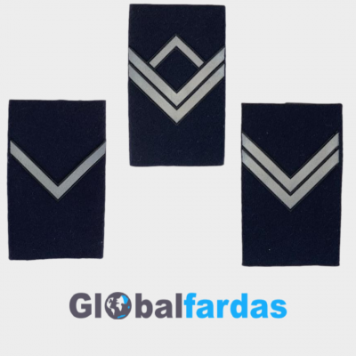 Divisas Guarda Prisional Ombro