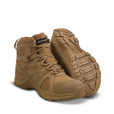 Altama Aboottabad Trail Mid WP Men's - Coyote