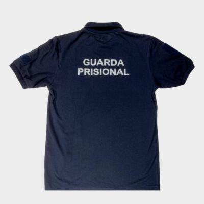 Polo Guarda Prisional M/Curta