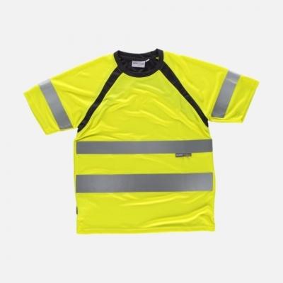 T-Shirt W/T Alta Visibilidade Classe 2