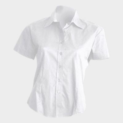 Camisa OXFORD Senhora M/Curta