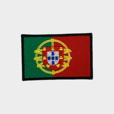 Bandeira Grande Bordada