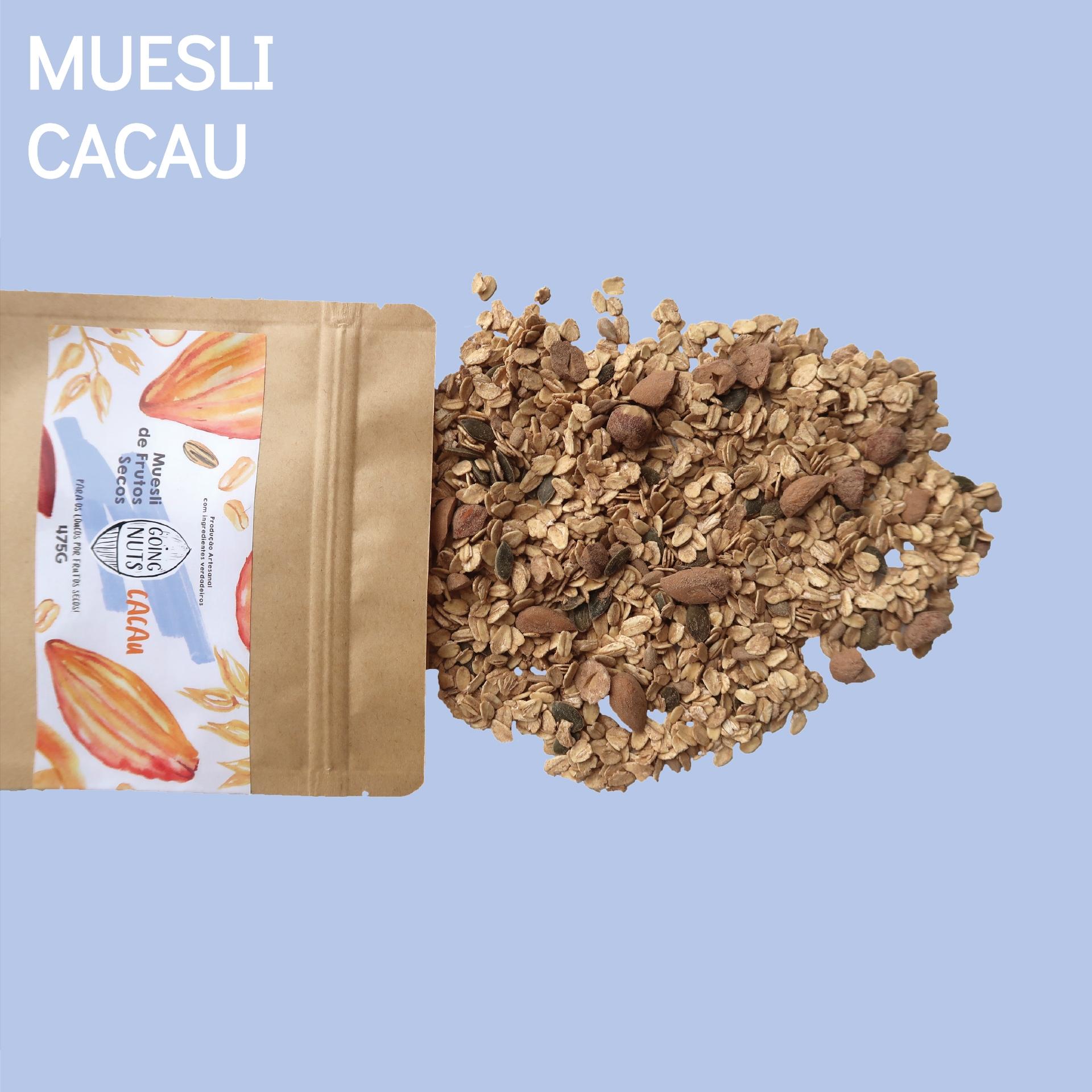 Muesli Cacau   475G