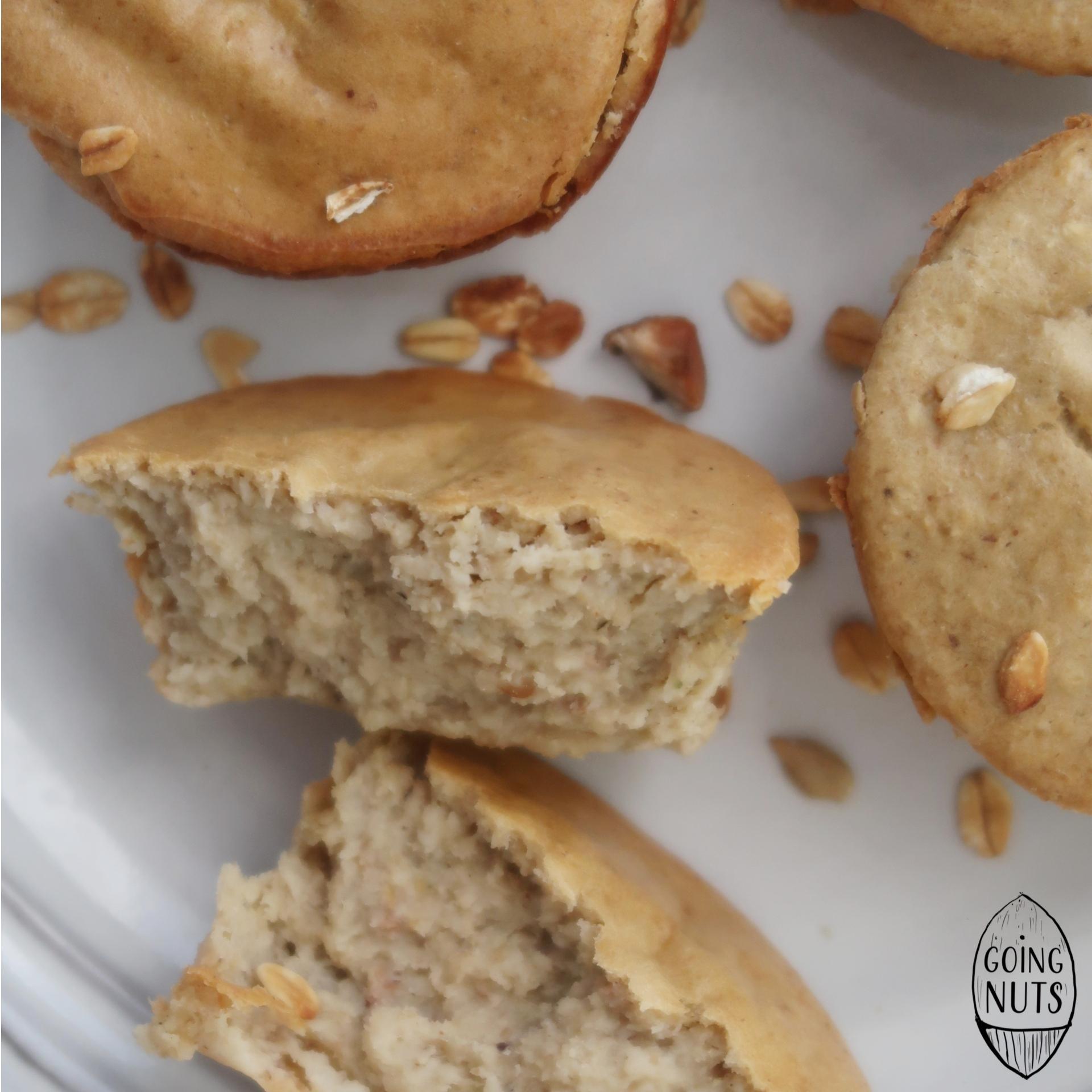 Muffins de Banana