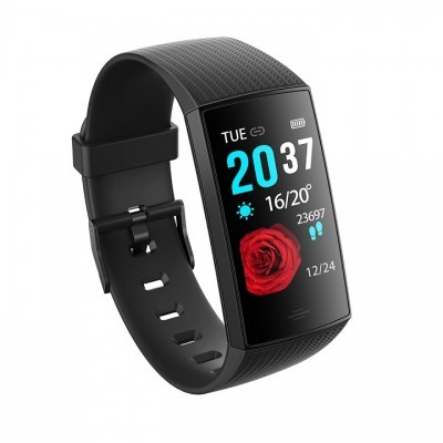 Weeplug SmartBand SB18 Plus Black - WP06292