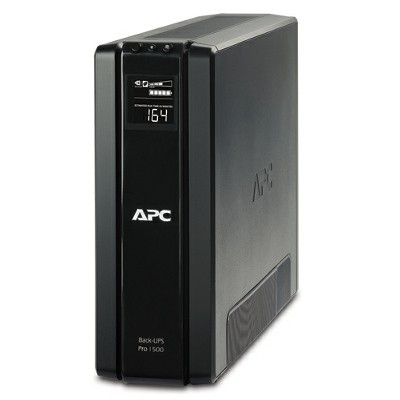 UPS APC Back UPS PRO 1500VA Power Saving Schuko BR1500G-GR
