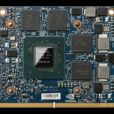 HP NVIDIA Quadro M1000M 2GB Graphics